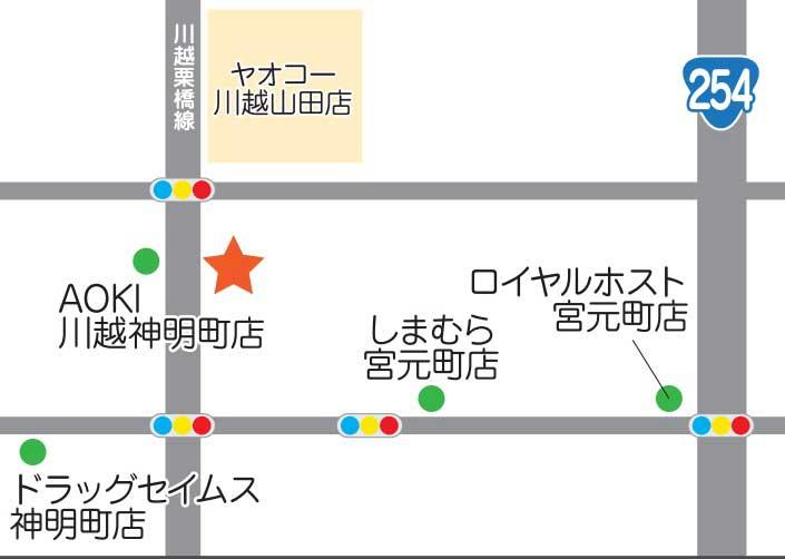 川越神明町店