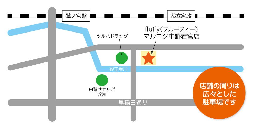 マルエツ中野若宮店